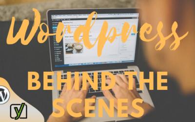 Behind the Scenes of WordPress