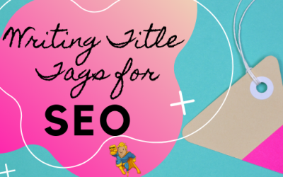 Writing Title Tags for SEO