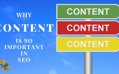 Why Content Is So Important In SEO