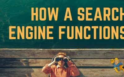How A Search Engine Functions