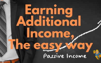 Making Additional Income, The Easy Way