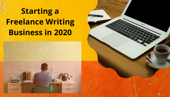 How to Become a Freelance writer in 2020