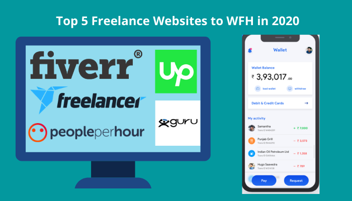 5 Best Freelance Websites With Most Work in 2020