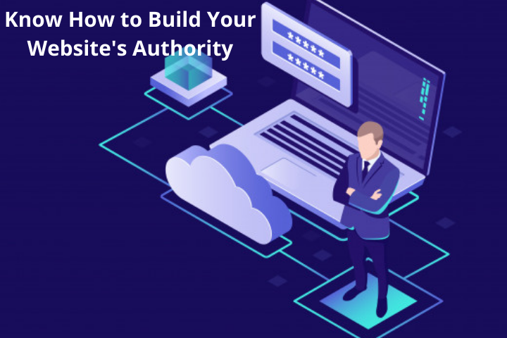 Building Website Authority