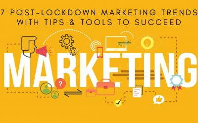 7 Post-Lockdown Marketing Trends