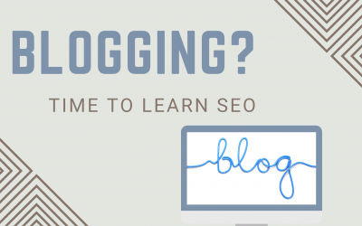Blogging? Time to learn SEO